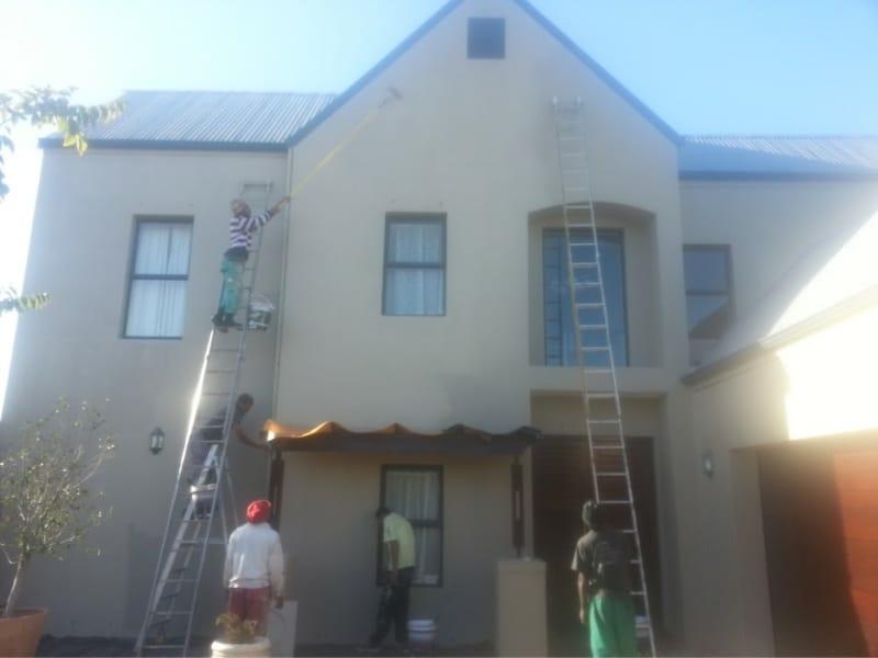 painting contractors somerset west de wijnlanden
