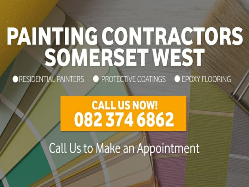 Painters Pinelands Cape Town